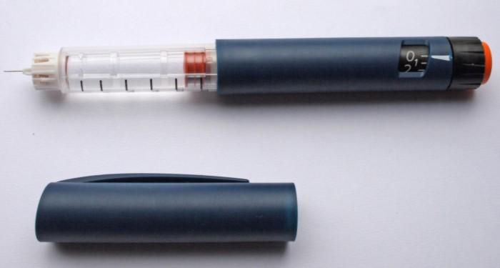 De camino a las plumas inteligentes de insulina