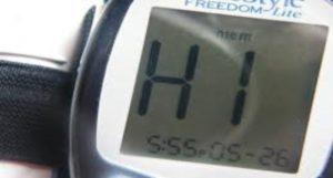 La insulina como si fuera agua. Glucotoxicidad. 1